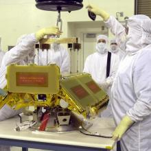 CHIPSat Undergoing Final Processing