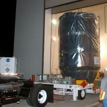 MESSENGER Leaves Astrotech for SLC-17