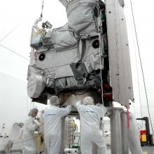 GOES-N Undergoing Testing and Inspections
