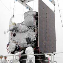 Preparing the Spacecraft for Encapsulation