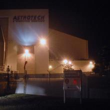 GOES-N Prepares to Leave Astrotech's Facility for the Launch Pad a Second Time