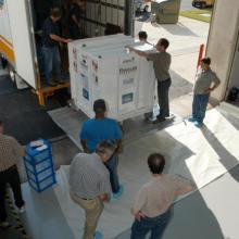 Offloading the Spaceraft