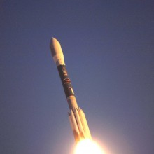 Launch of THEMIS Aboard a Delta II Rocket
