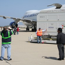 Offloading of the Spacecraft