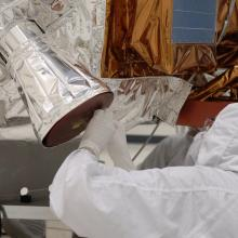 Kepler Being Prepared for Testing