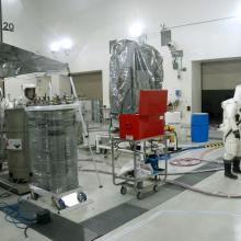 Propellant Loading of the OCO Spacecraft
