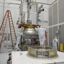 Preparing to Lift LRO