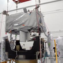 Spacecraft Lift