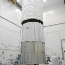 Preparing the Spacecraft for Transport