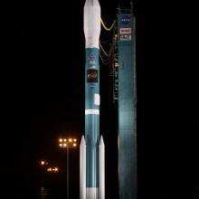 WISE Atop a Delta II Rocket