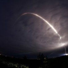 Launch of NASA's WISE Spacecraft