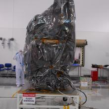 Preparing the Spacecraft for Final Processing