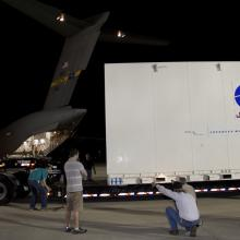 Offloading the JUNO Spacecraft