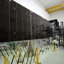 Testing JUNO's Solar Arrays