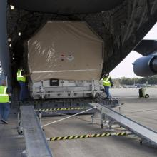 Offloading the Satellite onto the Transporter