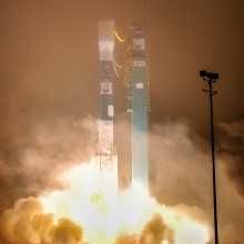 Launch of OCO-2