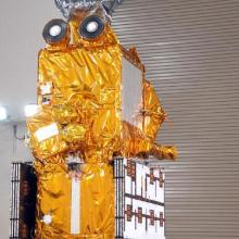 OSTM Ready for Transport to the Launch Pad