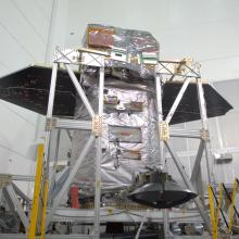 SDO Undergoing Instrument Testing