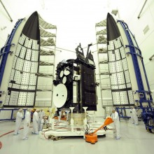 Encapsualtion of AEHF-3
