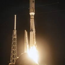 Launch of MUOS-4
