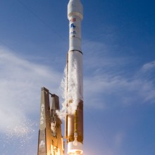 Launch of an Atlas V Rocket Carrying PAN for the U.S. Government