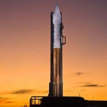 PAN Atop an Atlas V Rocket