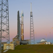United Launch Alliance's Atlas V Ready for Launch