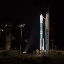 SMAP Abord a Delta II Rocket