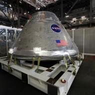 MFS in NASA's Vehicle Assembly Building (Credit: NASA)