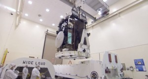 First AEHF Satellite Delivered